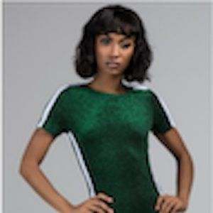 Green Sparkle Dress